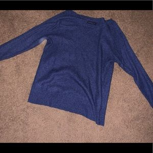 Blue American Eagle Sweater